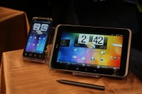 HTC Evo View 4G Side By Side Evo 3D