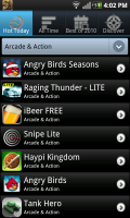 Hot Apps Hot Today Arcade and Action