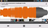 SoundCloud Music Player