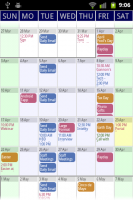 Touch Calendar Zoom 1