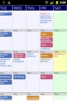 Touch Calendar Zoom 2