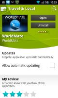 WorldMate Market Page