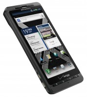 DROID X2 Angle View