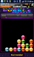 Ultimate Bubble Breaker Game 2
