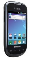 Samsung Dart Angle View