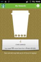 Starbucks Rewards
