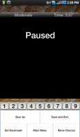 Enjoy Sudoku Paused