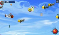 Fly Boy - Take to the skies, collect bonuses and fight planes.