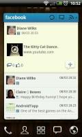 GO FBWidget - Timeline view 2