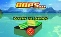 Save Toshi - Don't worry, she is very fragile