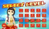 Save Toshi - Level select
