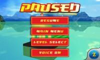 Save Toshi - Pause menu