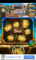 Coins vs Zombies Summer - Shop