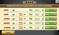 Crime Story - Bank screen