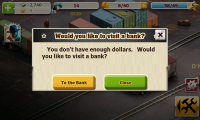 Crime Story - In-game economy can be aided by real-life cash
