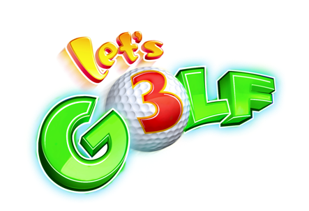 Let's Golf! 3 HD Logo