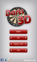 Darts 3D - Menu (2)