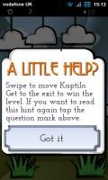 Kaptilo - In-game help