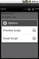 Scripts Expert - In-Script Options