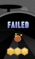 Turning Melo - Level failed