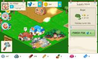 Tiny Village - Building dialogue