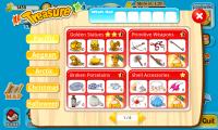 Treasure Fever - Collected treasure