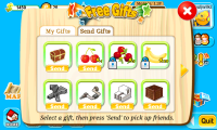 Treasure Fever - Free gifts