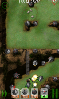 Armored II Tower Defense Gameplay 2