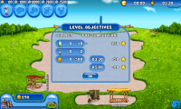 Farm Frenzy - Level objectives