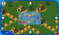 Farm Frenzy - Map view
