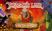 Dragon's Lair - Front page