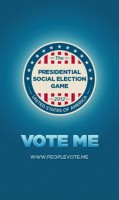 VoteMe Start Screen