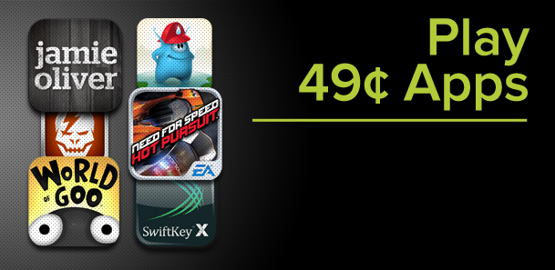 25 Android Apps on Sale for only 49 cents at Google Play Store