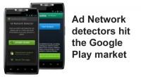 Ad Network detectors hit the Google Play market