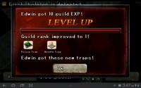 Trap Hunter Level Up