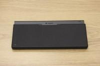 Logitech Tablet Keyboard Inside of Carrying Case