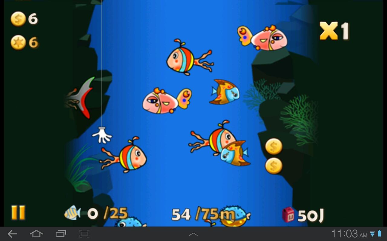 Doraemon Fishing Gameplay