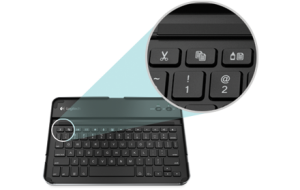 Logitech Keyboard Hot Keys