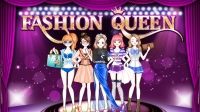 Fashion Queen Splash Screen