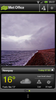 Met Office - Checking out the place I'm going on holiday!