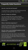 Met Office - FAQ
