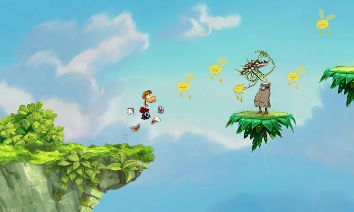 Rayman Jungle Run Gameplay 2