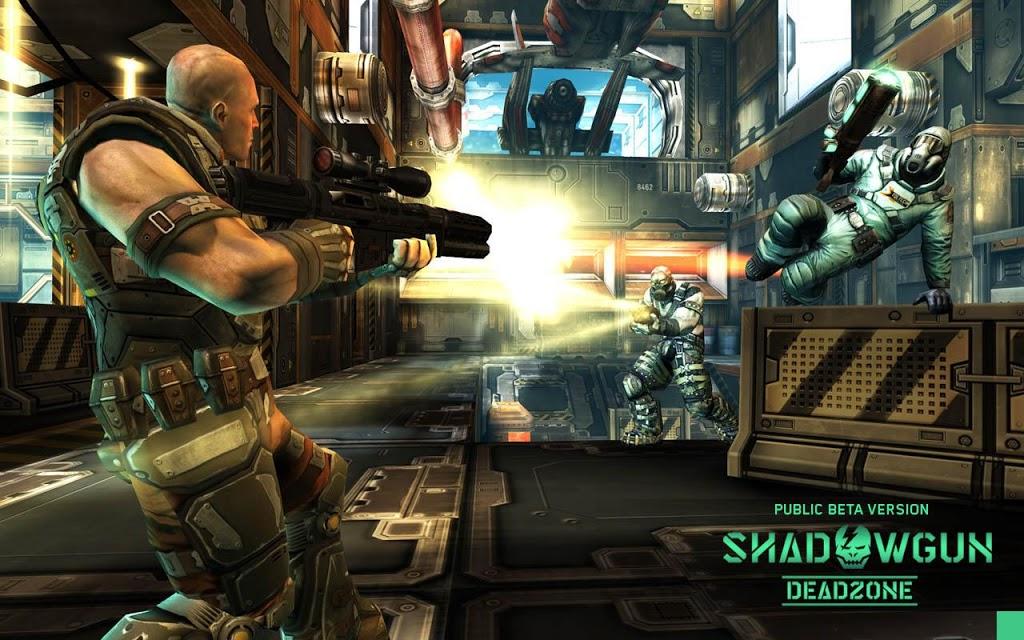 SHADOWGUN DeadZone 1