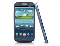 Samsung Galaxy S3 Blue