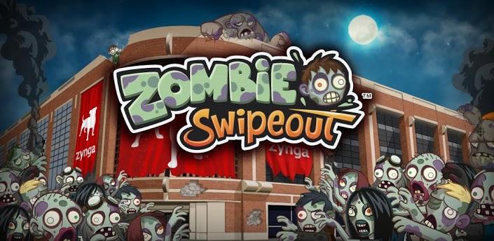 Zombie Swipeout Free Promo