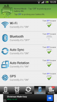 Battery Saver Android Free - Settings