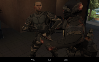 Modern Combat 4 Zero Hour Hand-to-hand Combat