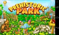 Prehistoric Park - Splash screen