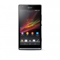 Xperia SP - Front - Black
