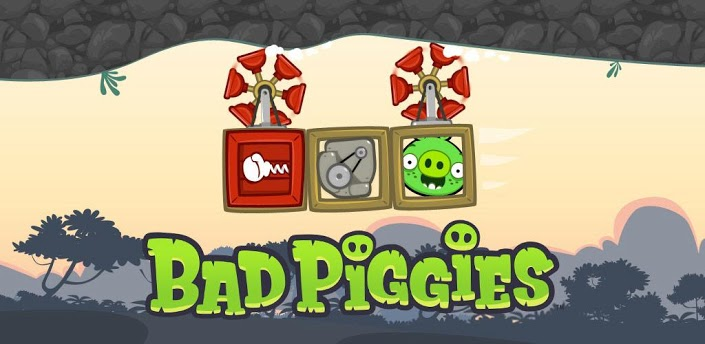 Bad Piggies Rise and Swine